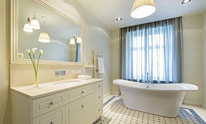 Large Bathrooms Portfolio Feature