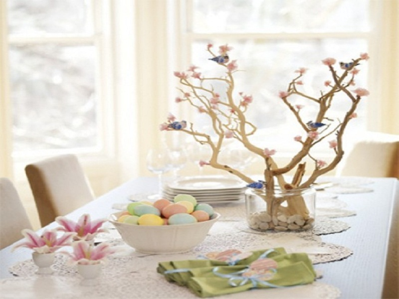 The Easter Decorations Ideas
