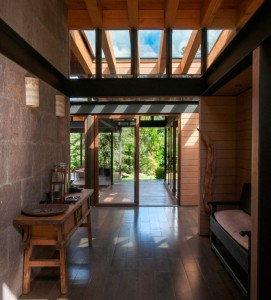 Clerestory windows and interior design