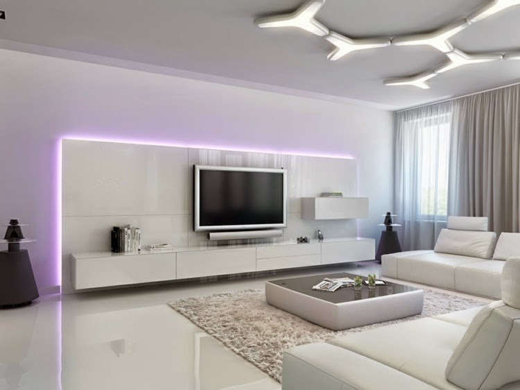 23 Inspiratonal Ideas Of Modern LED Lights For False Ceilings And Walls