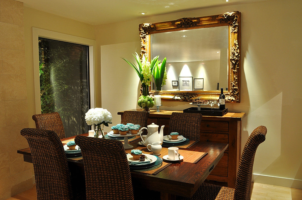 decorative dining room wall mirrors