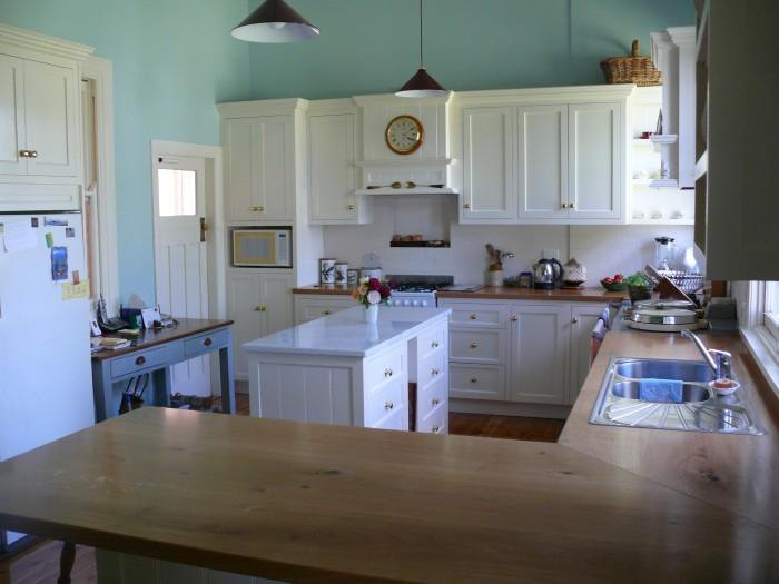 small fitted kitchens