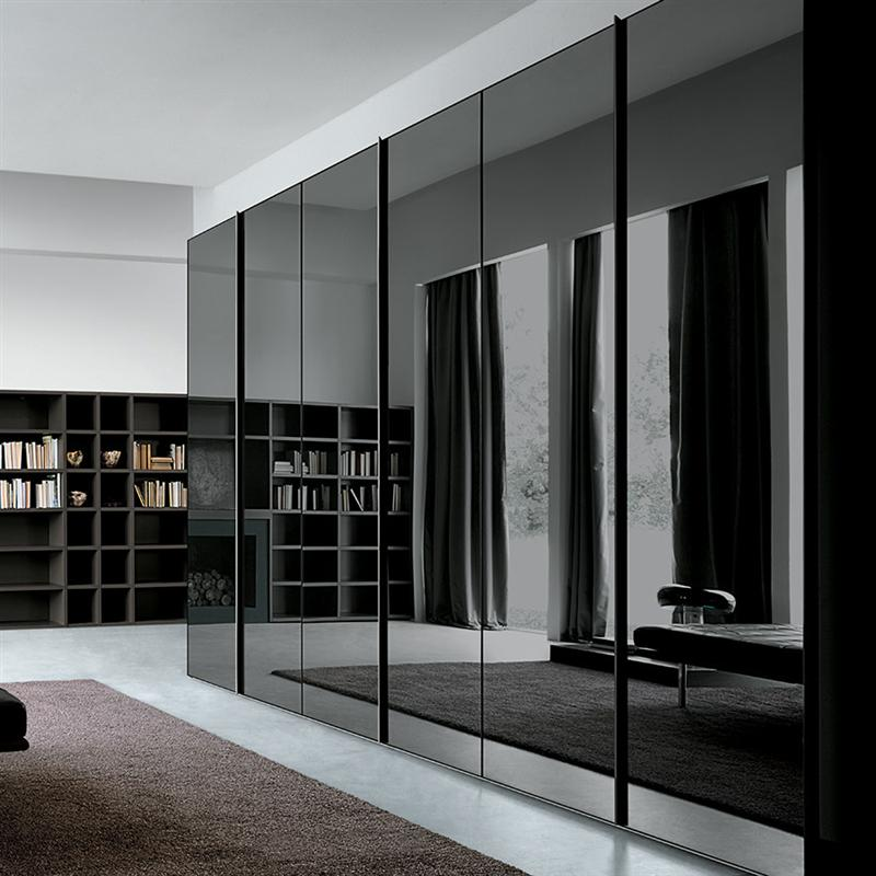 Some Samples Of Mirror Wardrobe Designs Interior Design