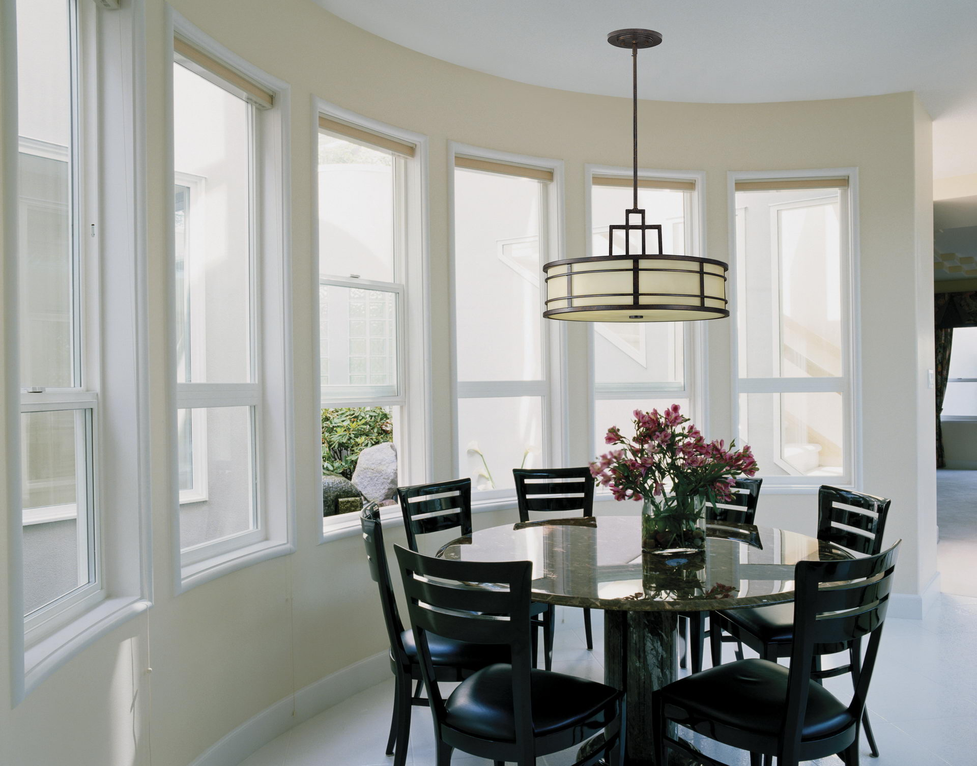 modern dining room lighting ideas