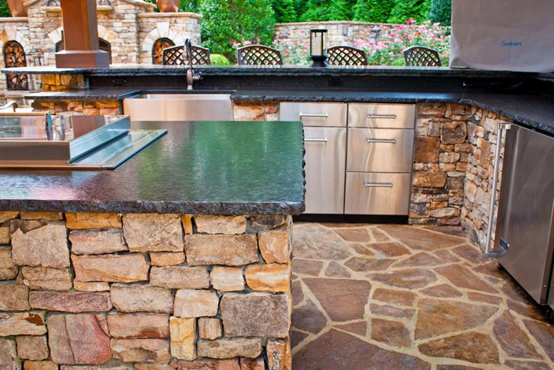 47 Outdoor Kitchen Designs and Ideas-38
