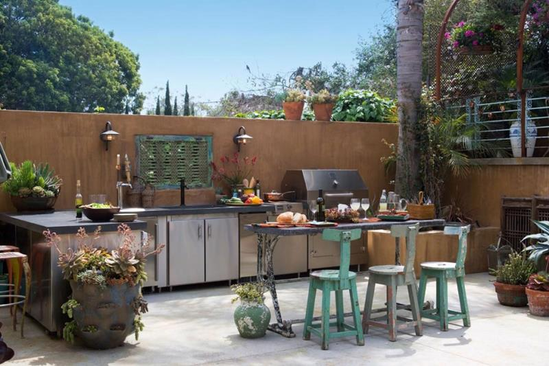 47 Outdoor Kitchen Designs and Ideas-44