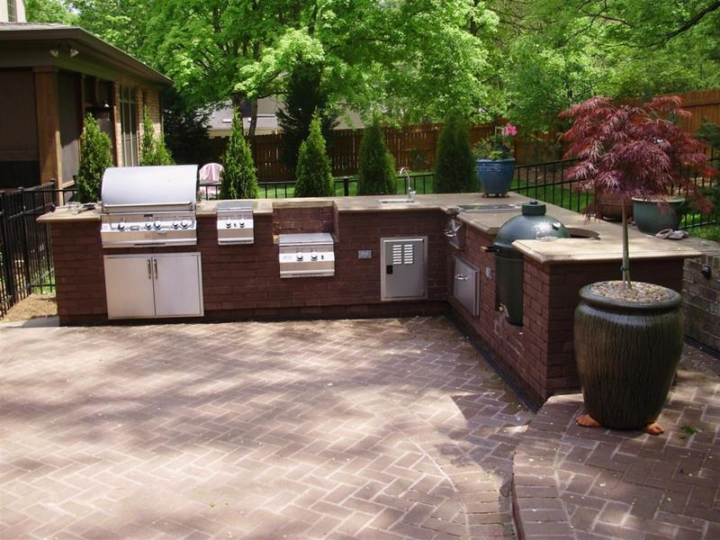 47 Outdoor Kitchen Designs and Ideas-5