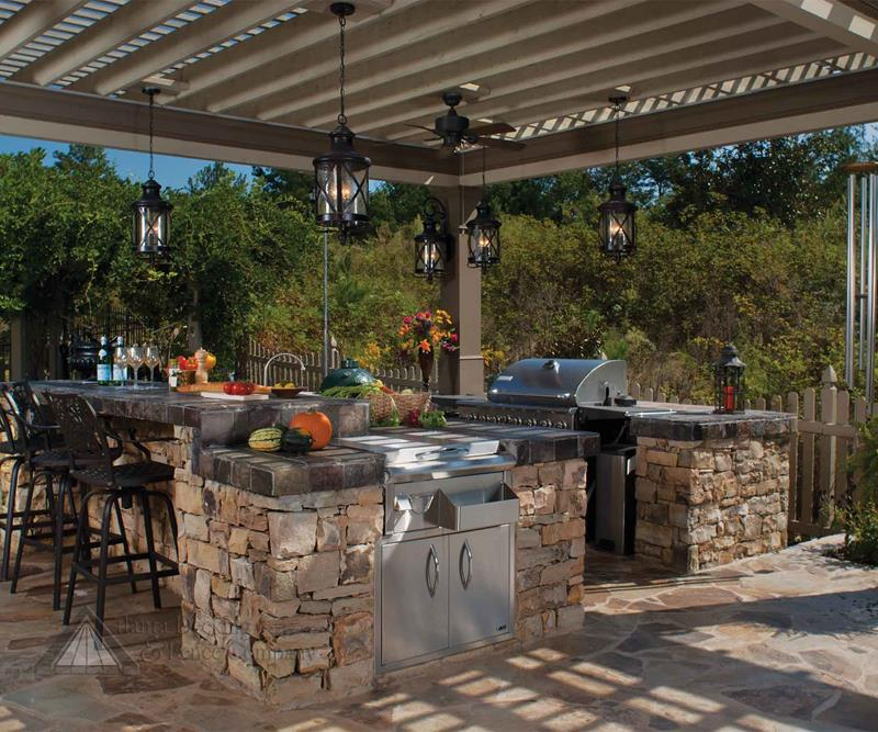 47 Outdoor Kitchen Designs and Ideas-6