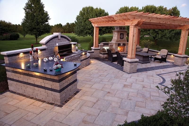 47 Outdoor Kitchen Designs and Ideas-11