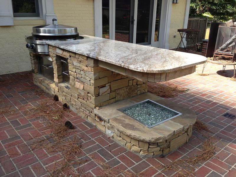 47 Outdoor Kitchen Designs and Ideas-16
