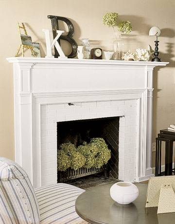 13 - Mantel decoration ideas