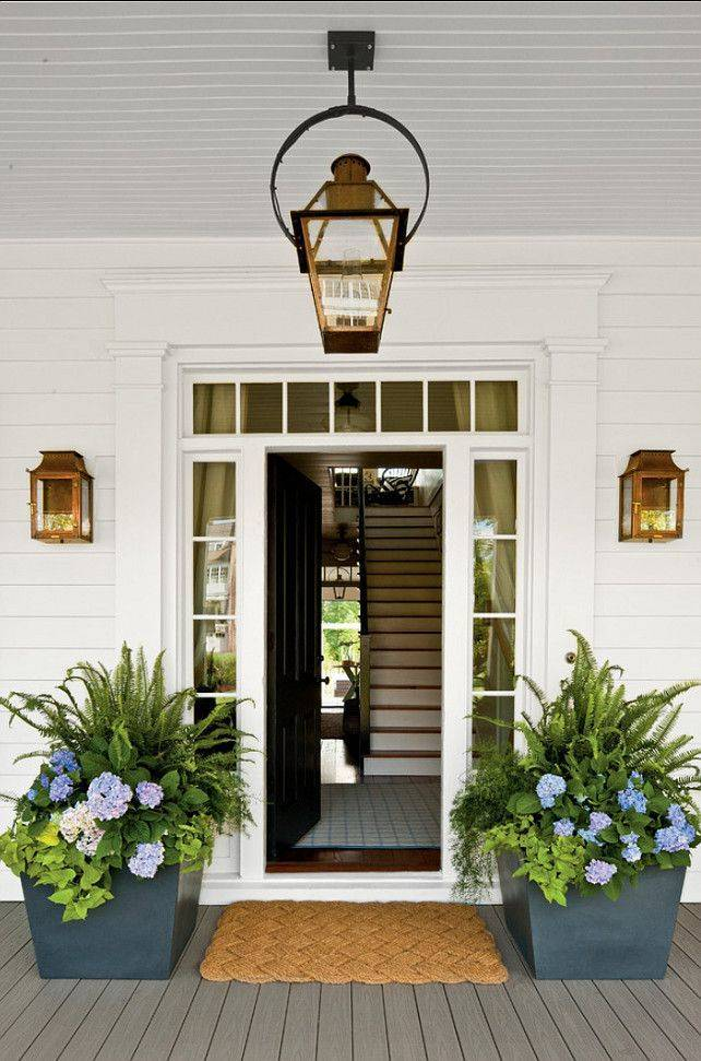 modern front door light fixtures