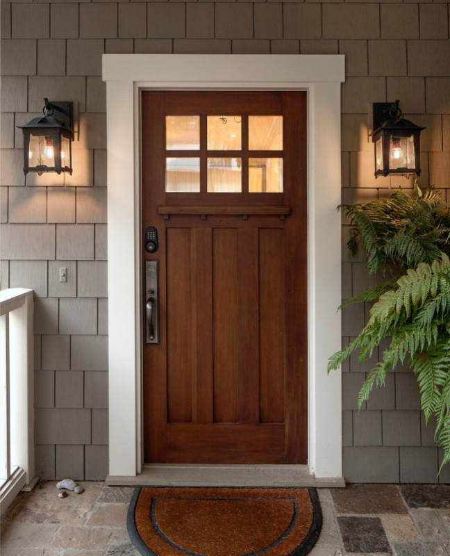 cool front door light fixtures