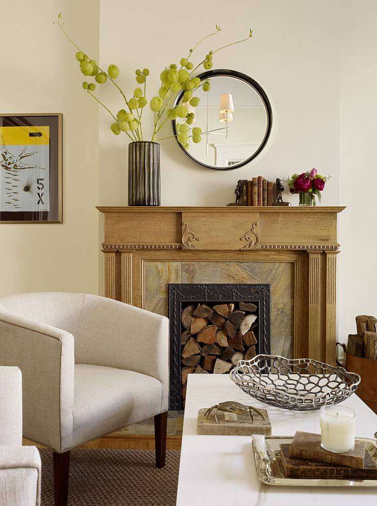 8 - Mantel decoration ideas