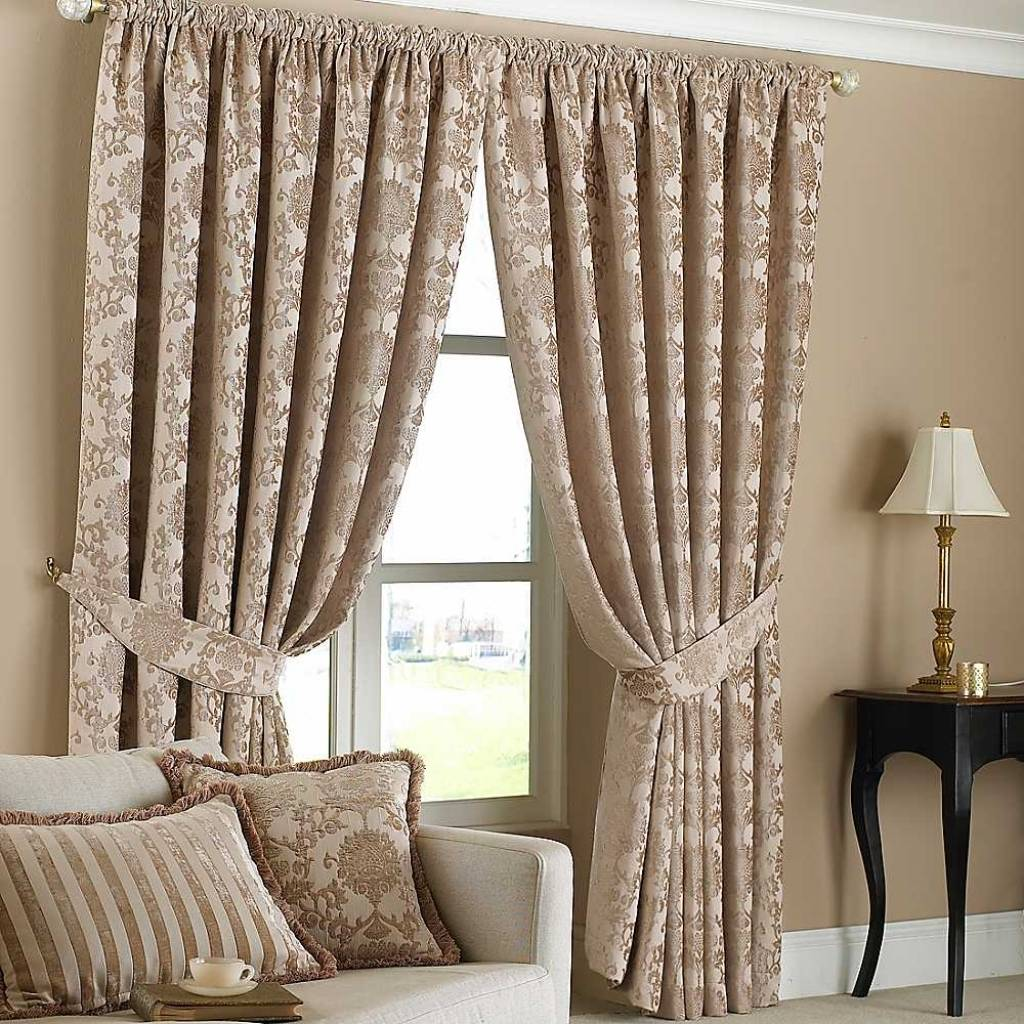 living room curtain designs 25 cool living room curtain ideas for your farmhouse 12459