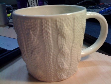 Starbucks Sweater Mug