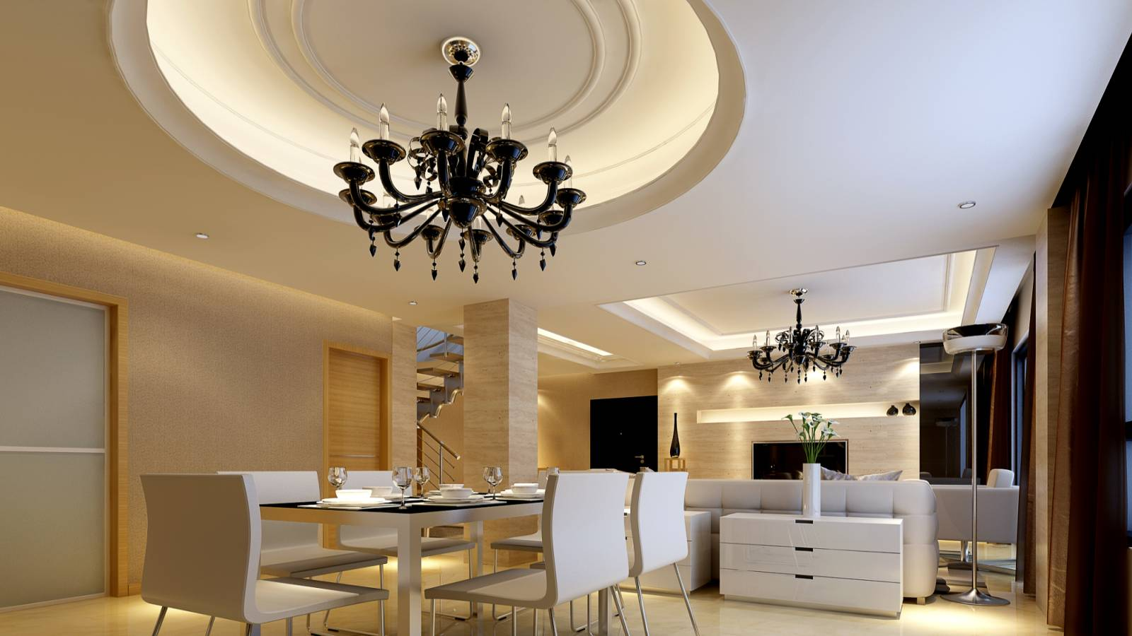 Dining Room Ceiling Design Ideas