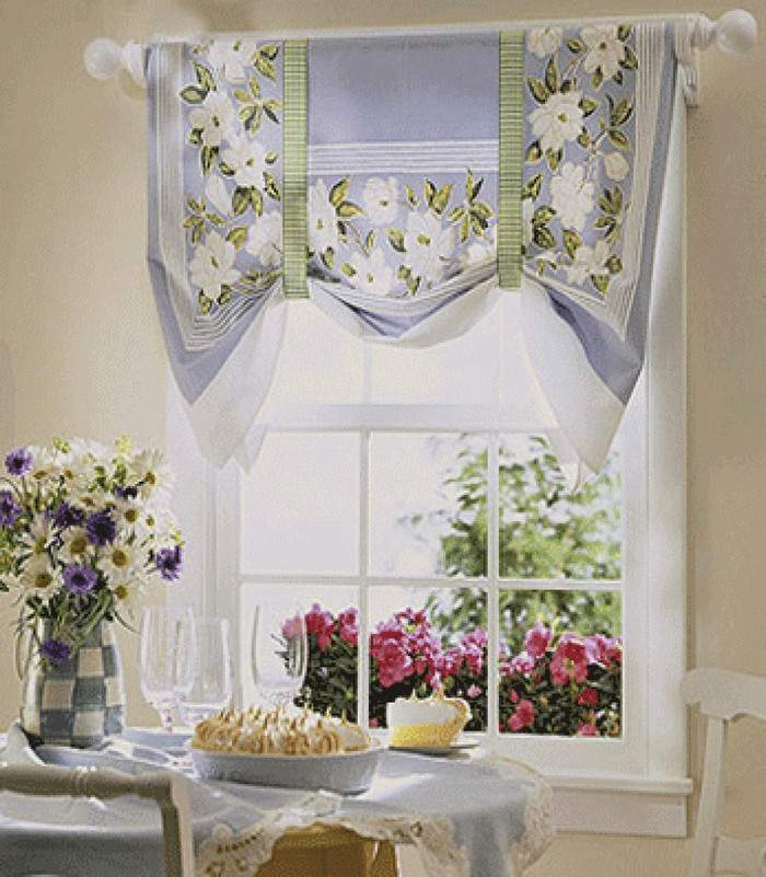 03 - kitchen curtains ideas
