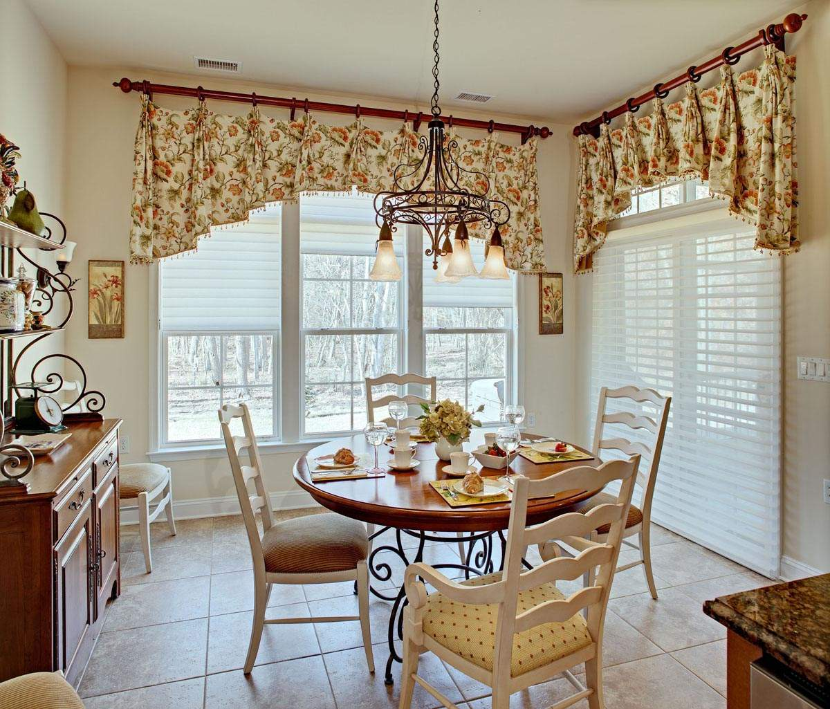 07 - country kitchen curtains and valances
