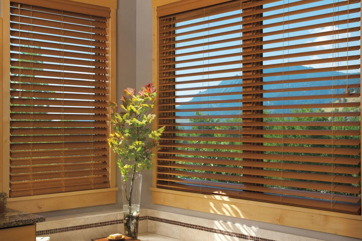 extra wide wooden venetian blinds