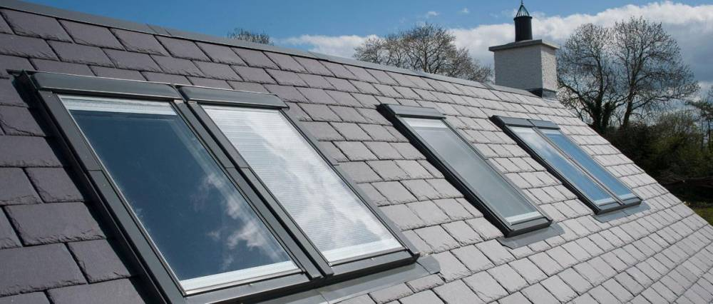 keylite flat roof windows