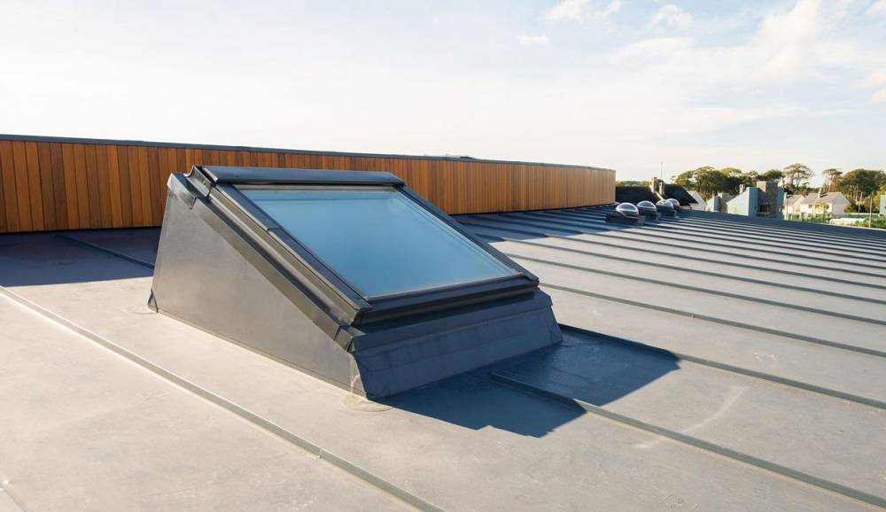 keylite roof windows installation