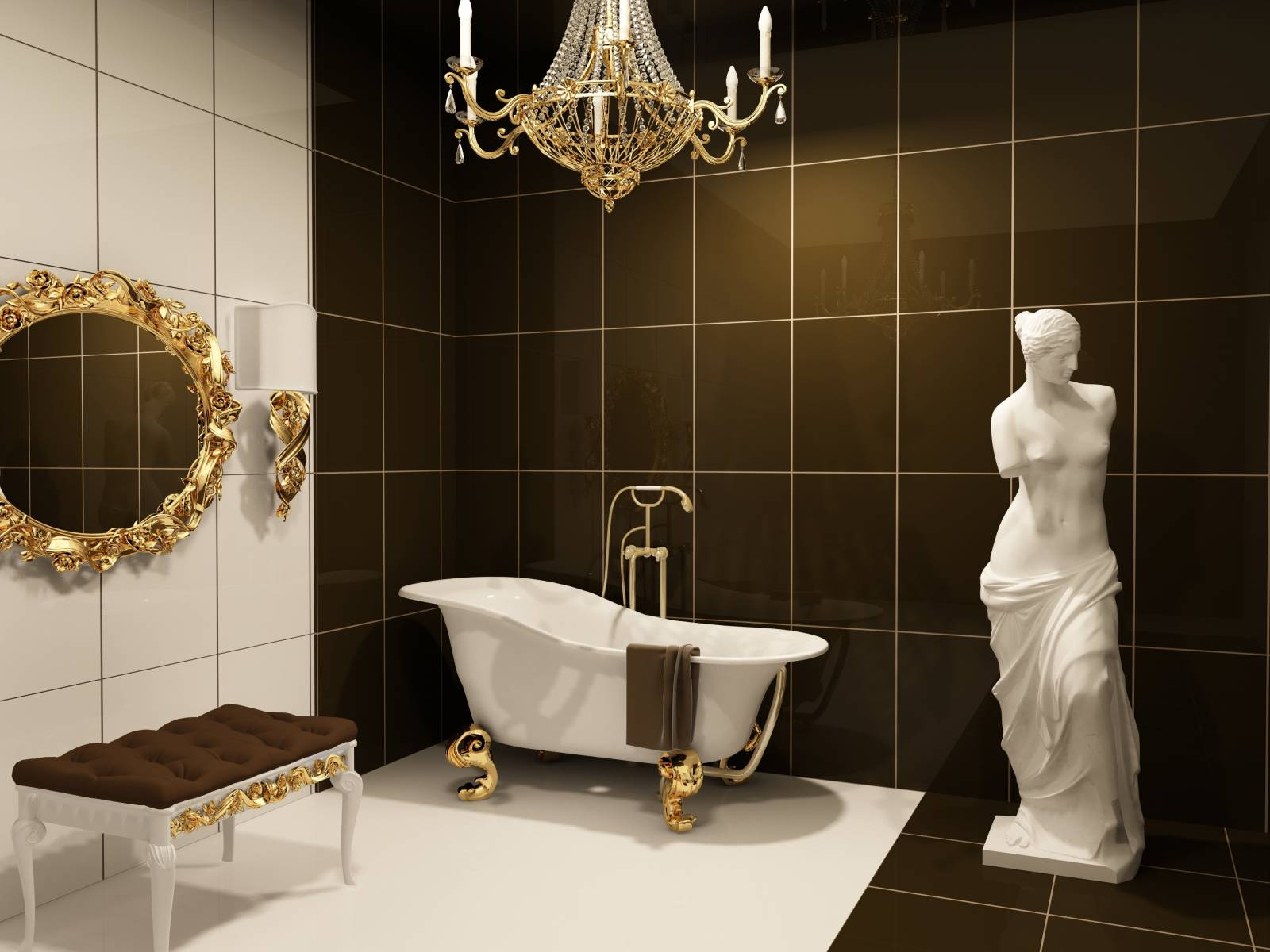 luxury bathrooms
