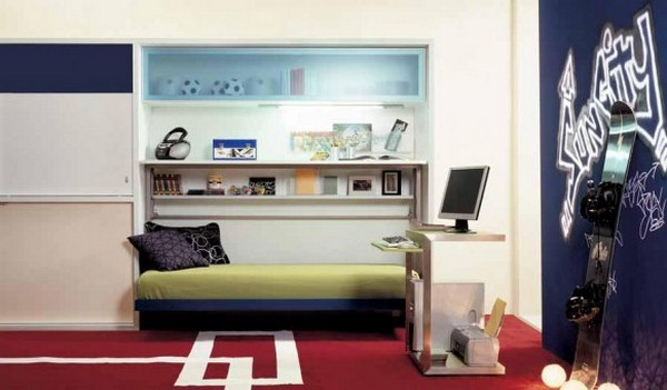 teenage bedroom designs for small rooms