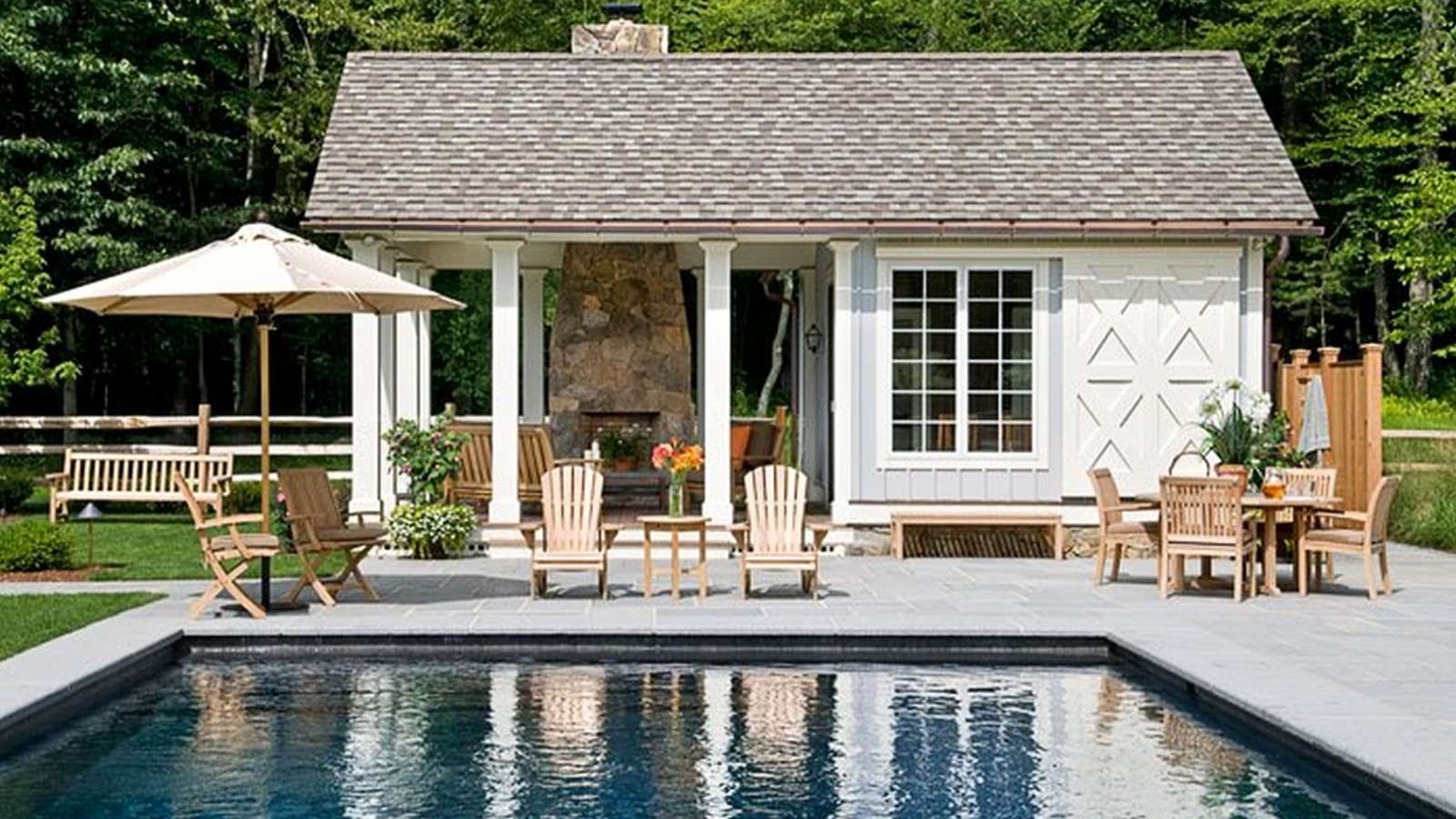 Inspirational Guide To Pool House Ideas For Perfectionalists